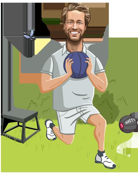 ervaring personal training, ervaring sporten buiten, ervaring mostfit, review personal training