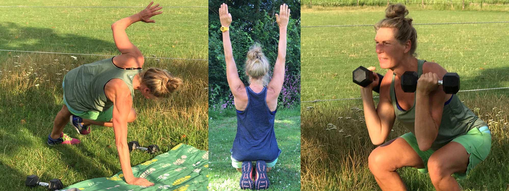 Personal Trainer, Monique Hagenaars, personal training buitenlucht